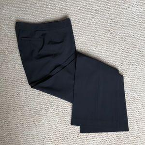 Elie Tahari sleek black slacks